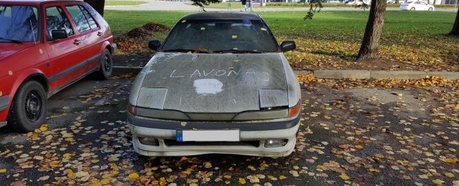 Automobiliųatliekos